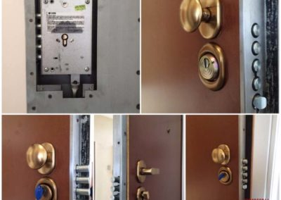 conversione serratura con cilindro MOTTURA CHAMPIONS PRO